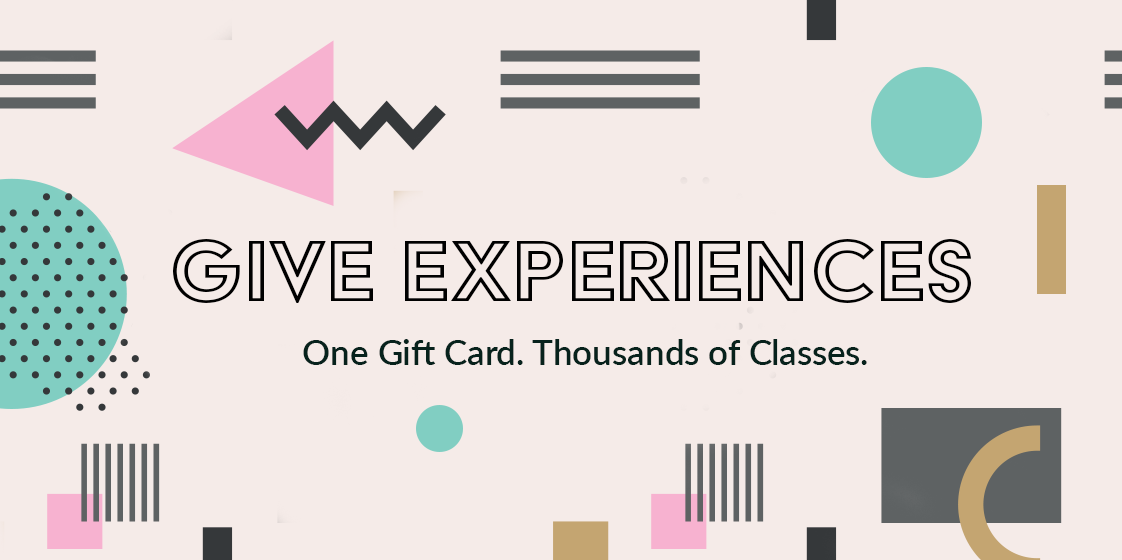 Discover Classes. Earn Rewards.